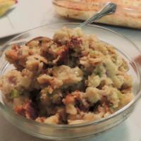 Mashed Potato Stuffing