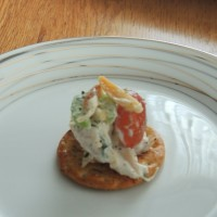 Savory and Sweet Chicken Salad