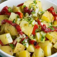 Make Ahead Monday: Lighter Potato Salad