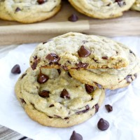 The Best Chocolate Chip Cookies (Ever)