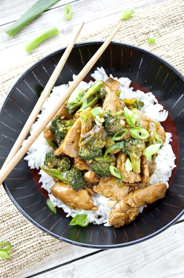 Chicken and broccoli fashionable foods chicken and broccoli stir fry forumfinder Image collections