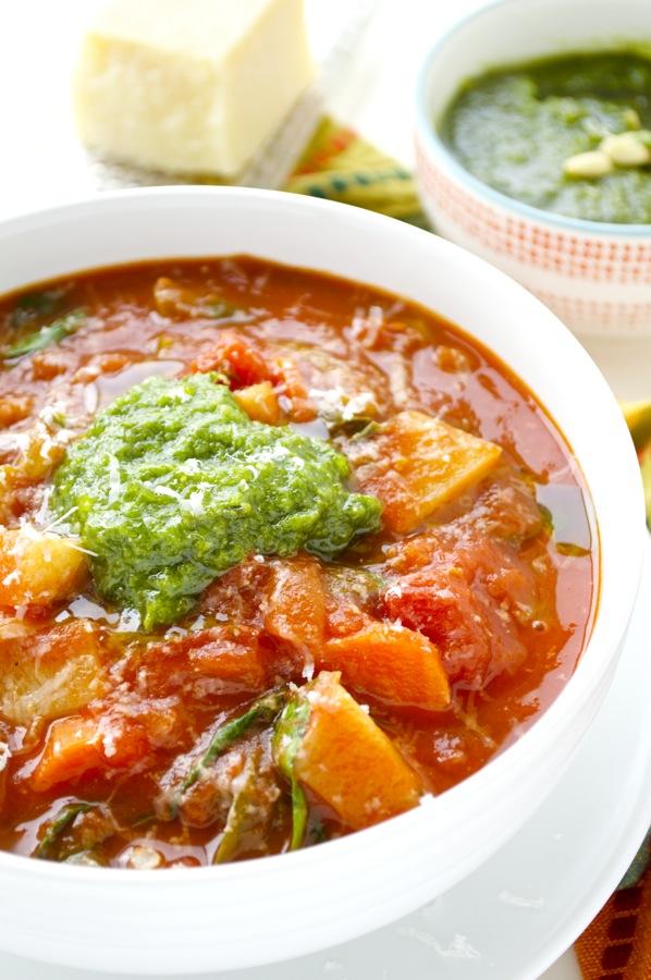 Italian Vegetable Stew - Fashionable Foods