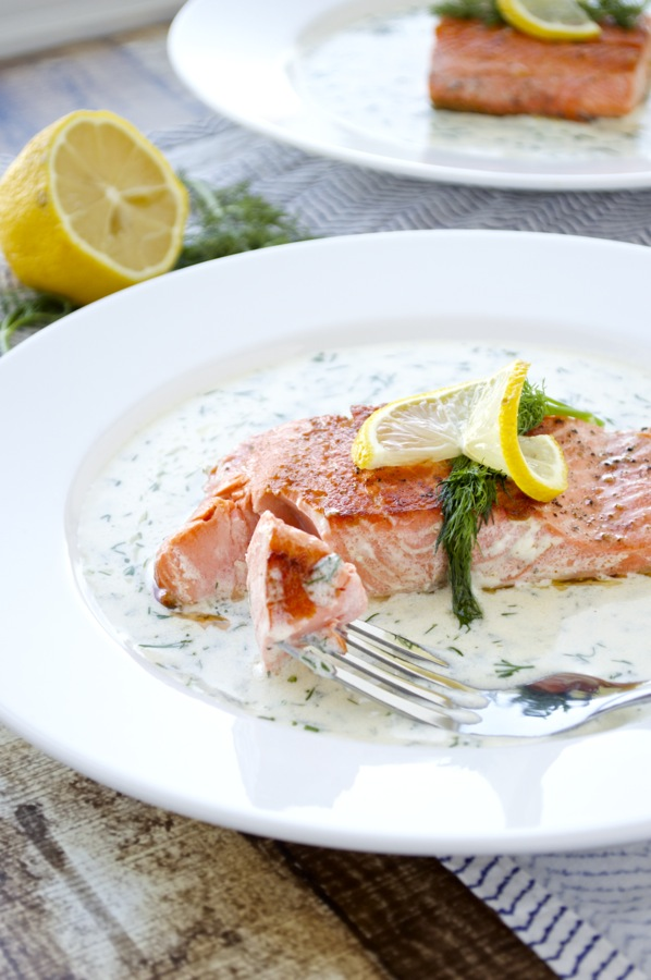 Lemon Dill Salmon 2
