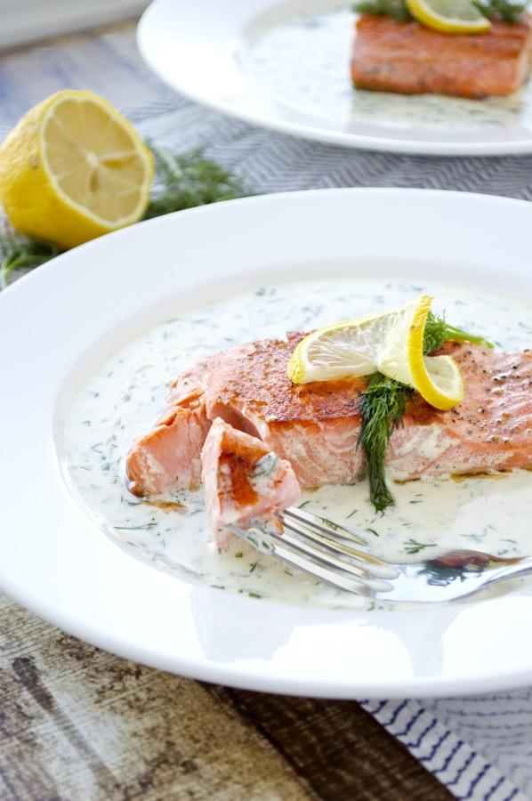 Lemon Dill Salmon 2