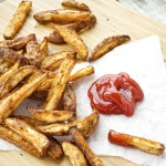 Crispy Oven Fries