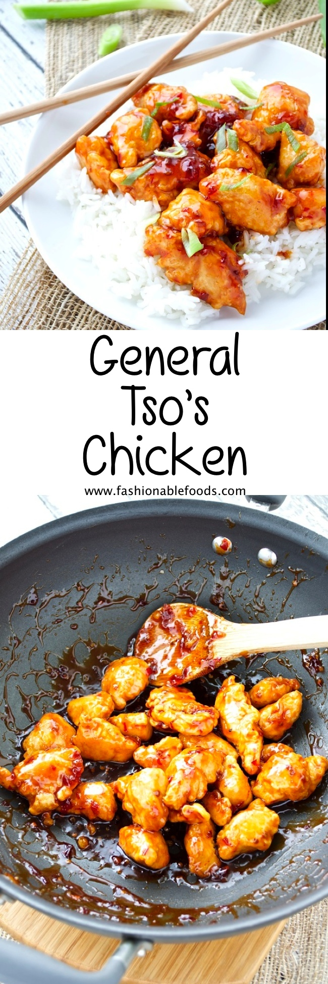 General Tso's Chicken Pin