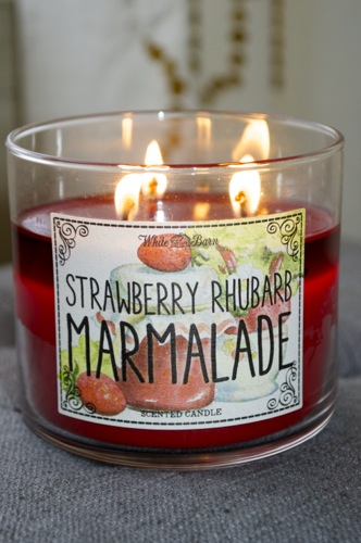 Strawberry Rhubarb Marmalade