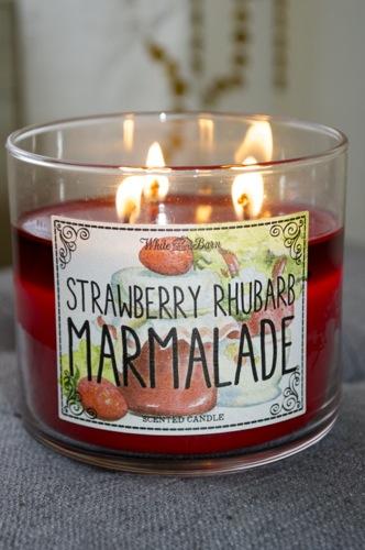 Strawberry Rhubarb Marmalade