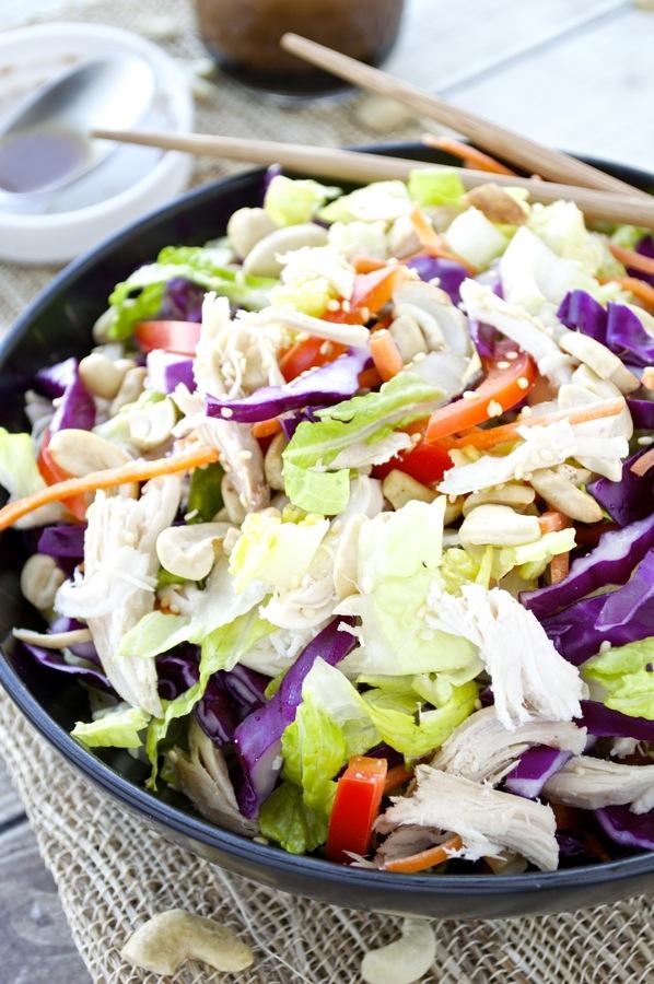 Asian Chicken Salad 2