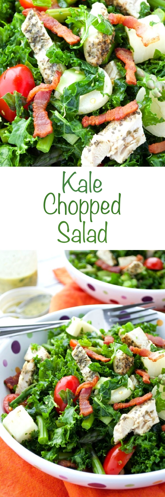 Kale Chopped Salad Pin