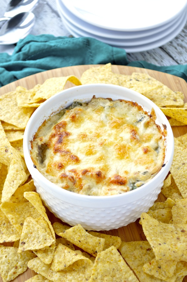 Spinach and Onion Dip