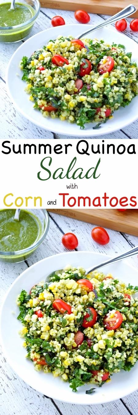 Summer Quinoa Salad Pin