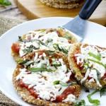 Easy Eggplant Parmesan