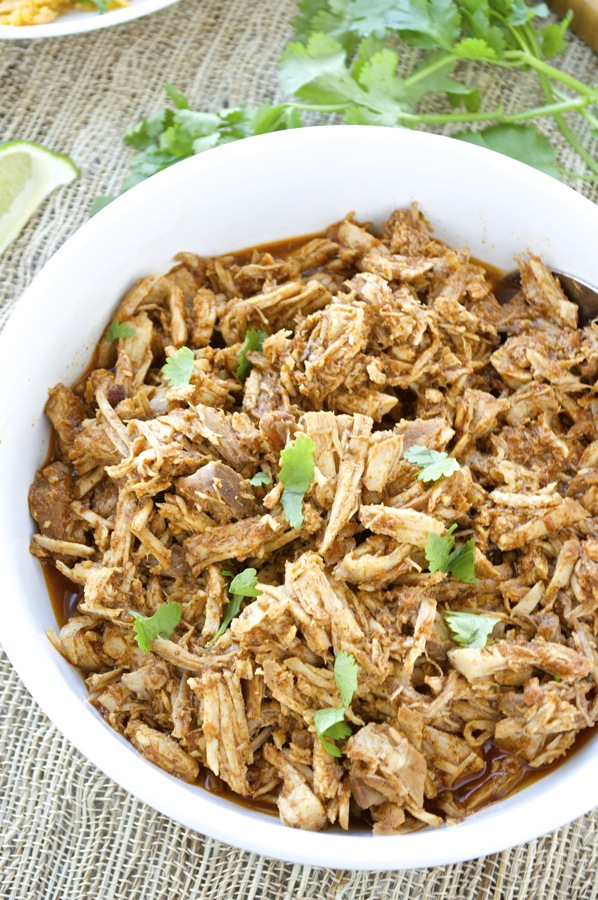 Slow Cooker Chipotle Pork