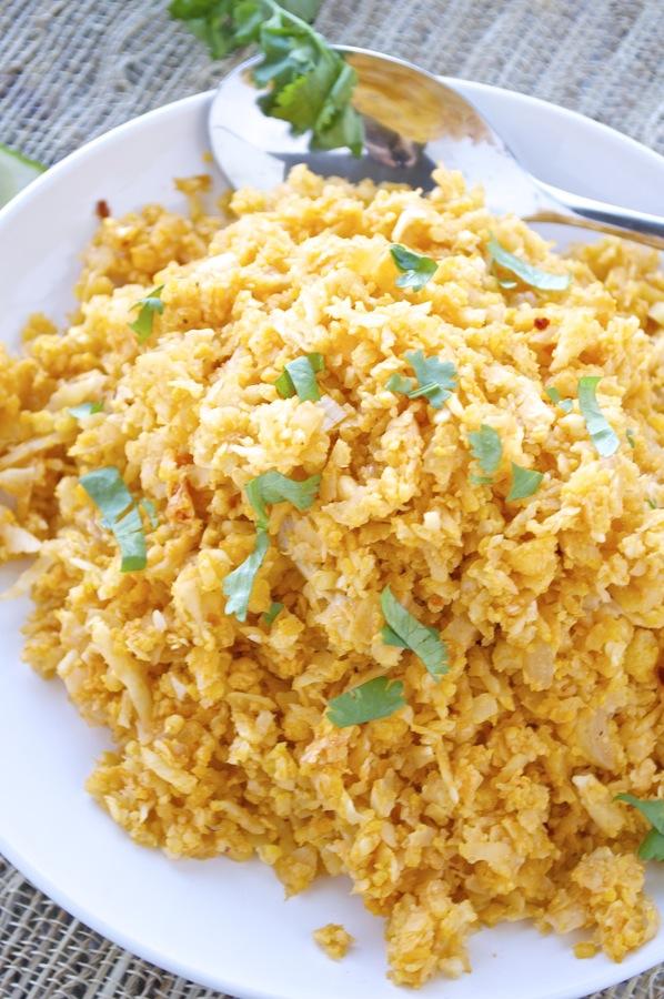 Mexican Cauli Rice
