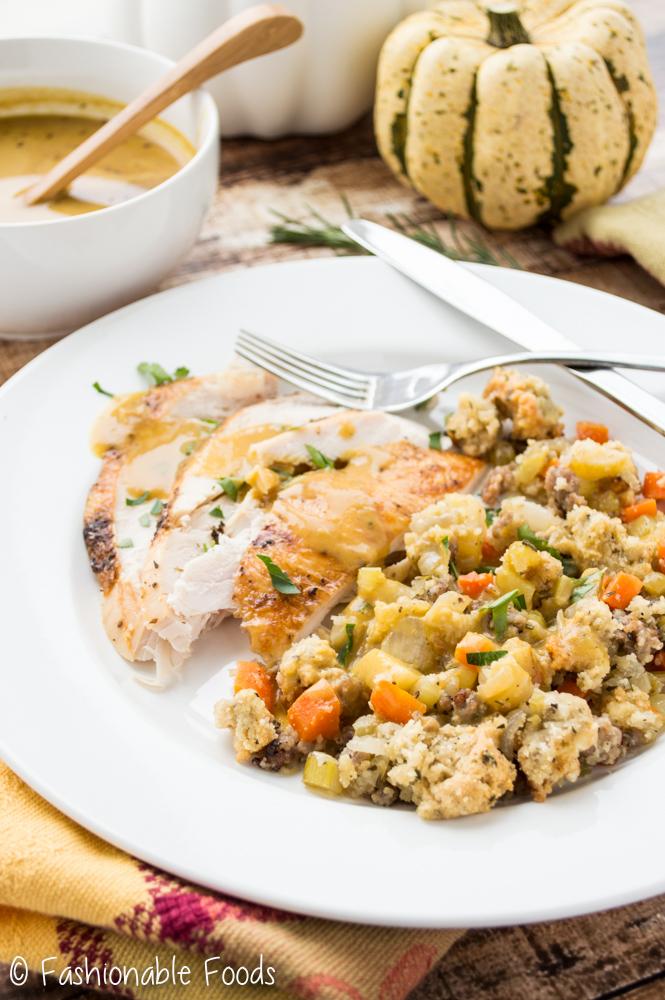 Paleo Thanksgiving Dinner