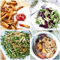 Vegan Recipe Roundup