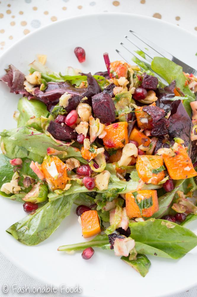 Festive Vegetable Salad