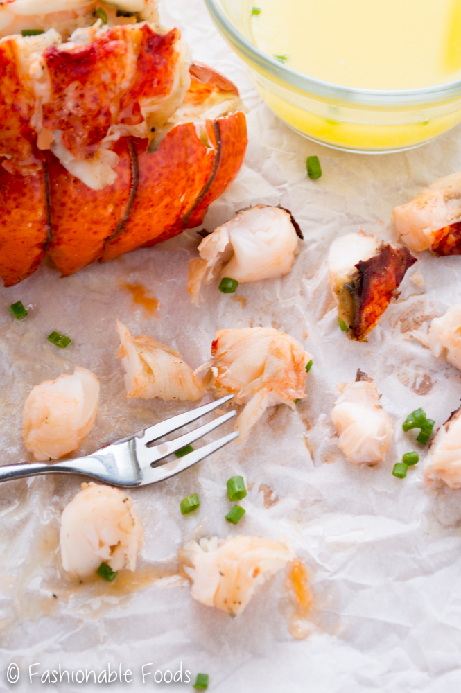 Perfect Lobster Tail