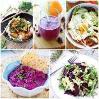Healthy Recipe Roundup