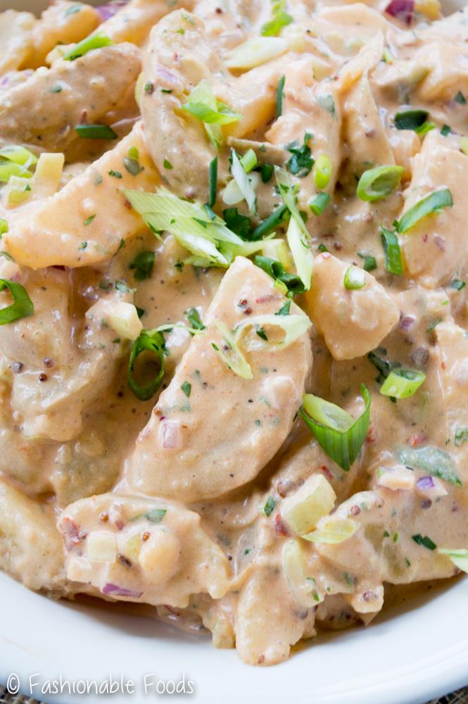 Creamy Chipotle Potato Salad 2