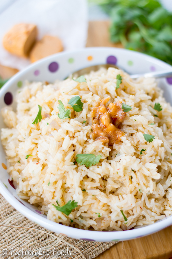 Chipotle Rice Pilaf