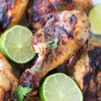 Ancho Chili and Citrus Grilled Chicken