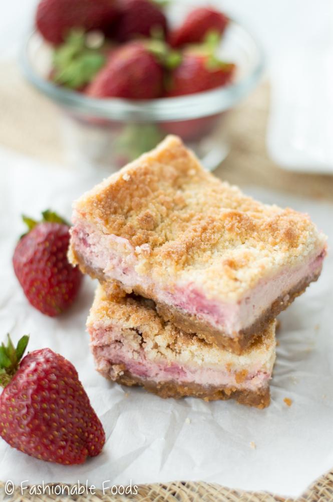 Stawberry Cheesecake Bar 2
