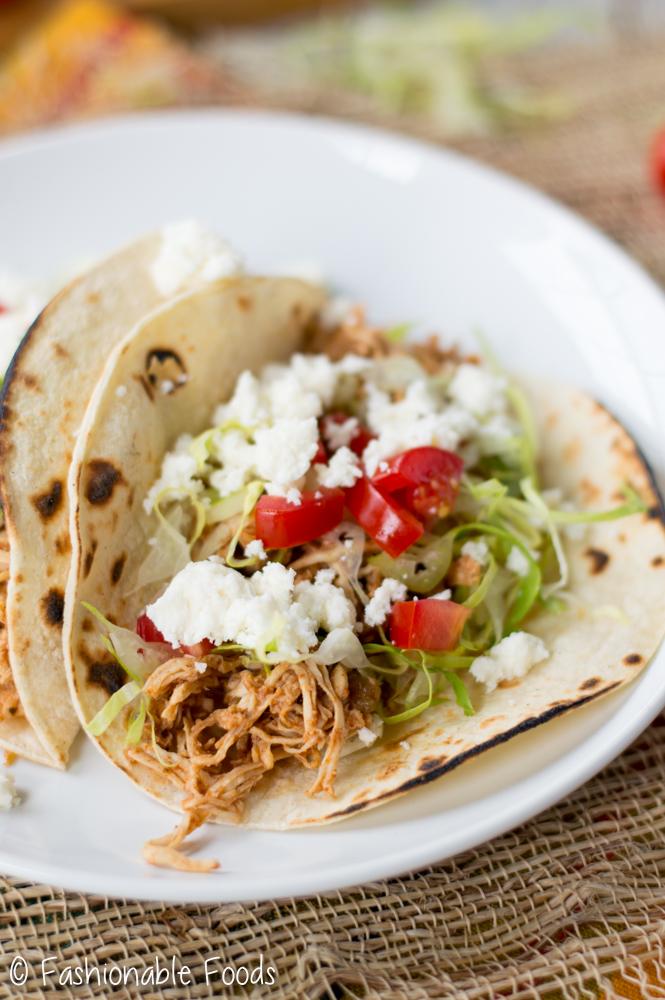 30 Minute Chicken Tacos