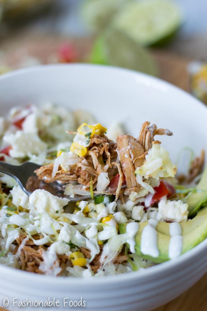 Chicken Burrito Bowl_