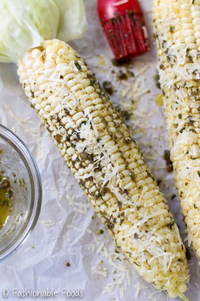 roasted-sweet-corn-with-pesto_