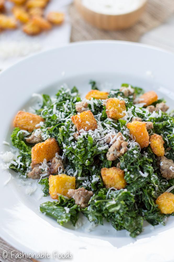 kale-caesar-salad-and-polenta-croutons