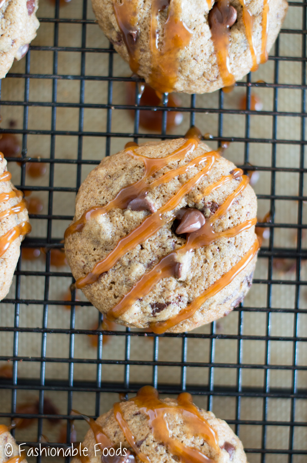 caramel-mocha-cookie-drizzled