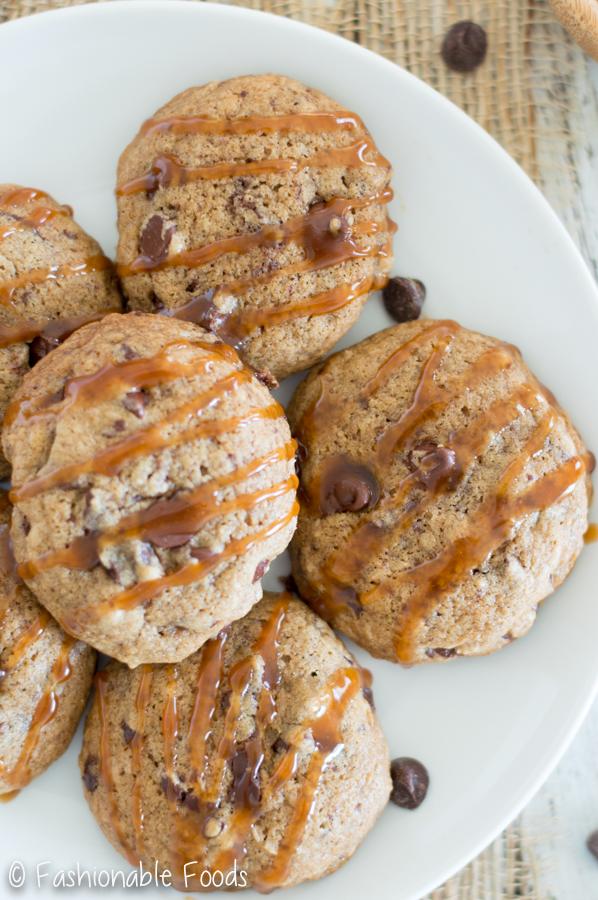 caramel-mocha-cookies-plate