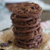 Ultimate Nutella Cookies