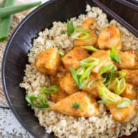 Spicy Pineapple Chicken