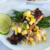 Jerk Salmon with Pineapple Salsa