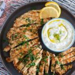Greek Grilled Chicken with Tzatziki