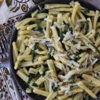 Roasted Garlic Buttered Noodles