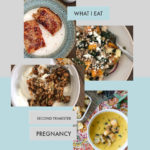 What I Eat | Pregnancy | Second Trimester