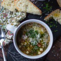 Best Lentil Soup
